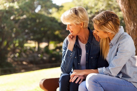Talking to Mom about Dementia Care