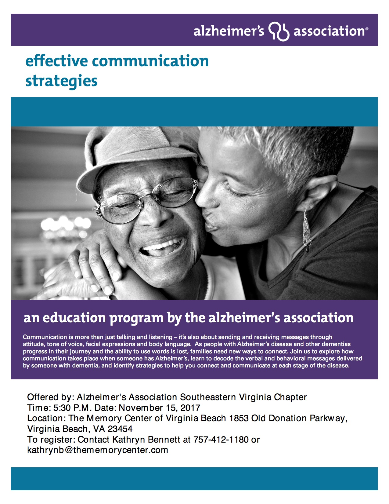 Communicating Effectively When Alzheimers Is an Issue