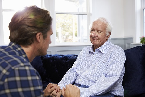 Speaking to a Loved One about Dementia